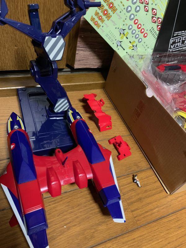 YAMATO VF-19改 サウンドブースター スタンド付き ヤマト 美品_画像4