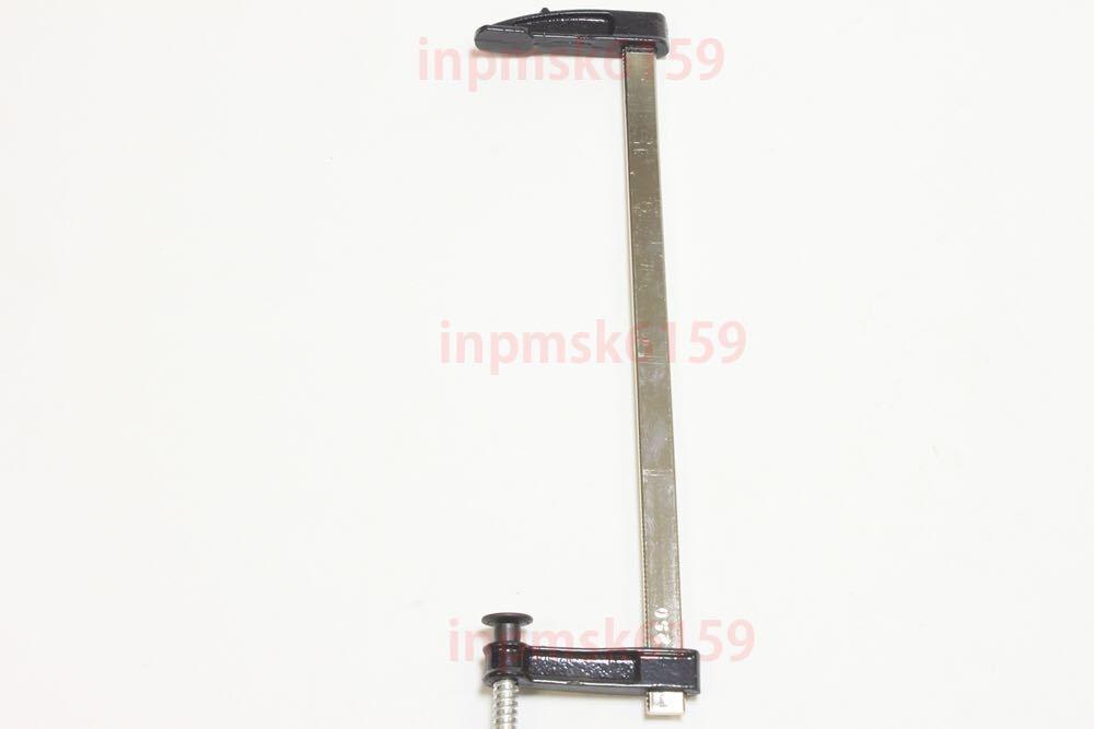 f型クランプ 50mm × 250mm 10本セット C型 L型 万力 グリップ ロック プライヤー _画像4