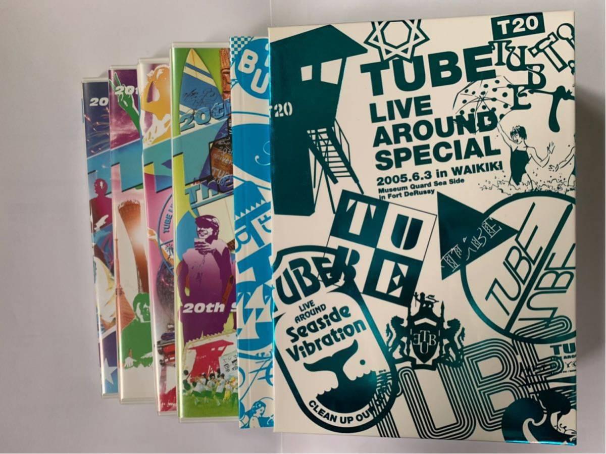 TUBE 20th Anniversary DVD BOX『20th Summer』