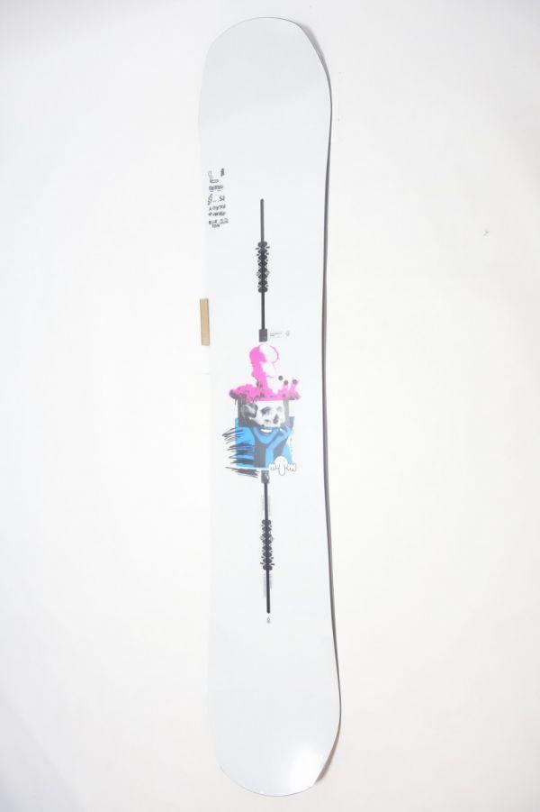 新品未使用 18/19 2019年 BURTON バートン キルロイプロセス 152cm KILROY PROCESS スノーボード 板 キャンバー