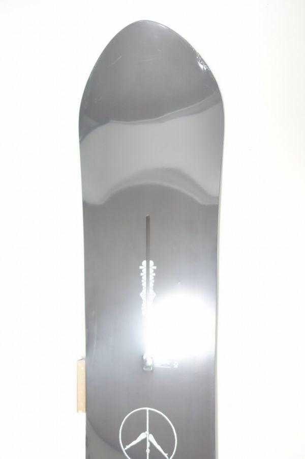 新品未使用 18/19 2019年 BURTON バートン キルロイカスタム 154cm KILROY CUSTOM スノーボード 板 キャンバー_画像3