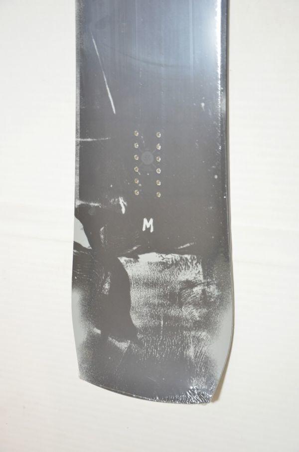 新品 未使用 18/19 2019年 RIDE ライド WARPIG 151cm ワーピグ スノーボード フラットロッカー ディレクショナル_画像5