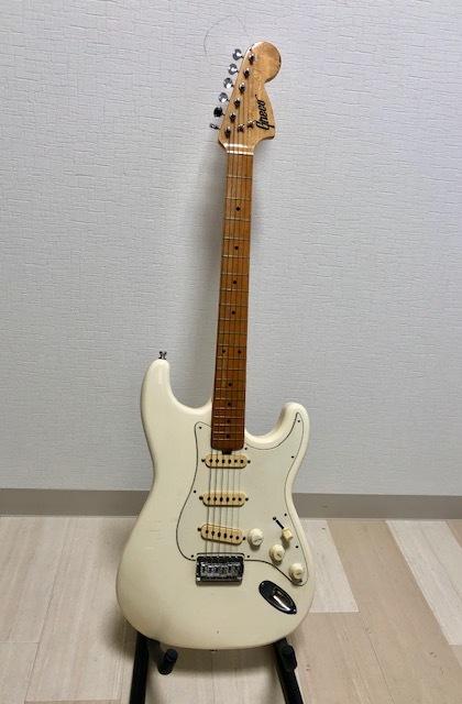 貴重 ジャパンヴィンテージ ビザールギター Greco(グレコ) グネコロゴ ストラトタイプエレキギター_画像2