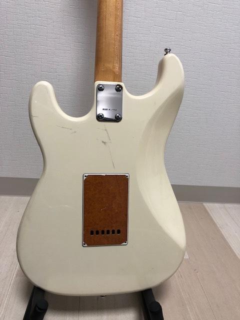 貴重 ジャパンヴィンテージ ビザールギター Greco(グレコ) グネコロゴ ストラトタイプエレキギター_画像7