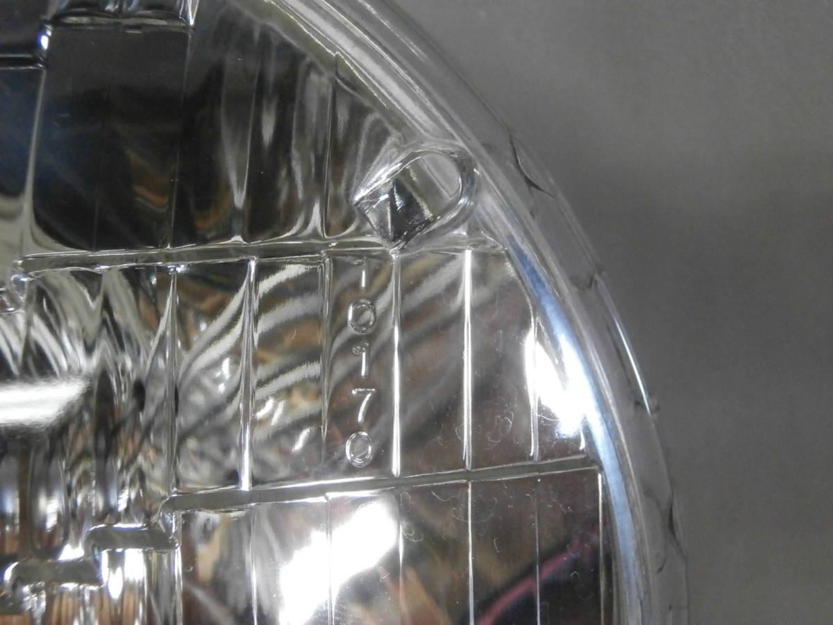 ルーカス シールドビームヘッドライト ギザギザのカット Lucas バンプラ ADO16_画像3