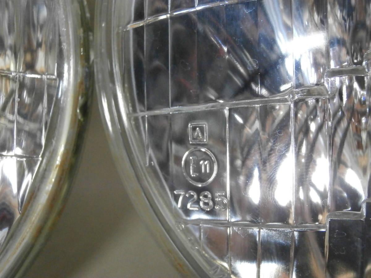 ルーカス シールドビームヘッドライト ギザギザのカット Lucas バンプラ ADO16_画像4