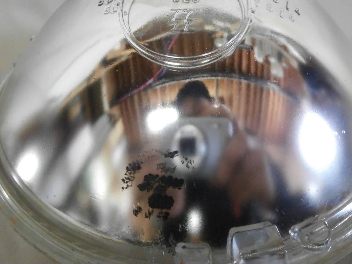 ルーカス シールドビームヘッドライト ギザギザのカット Lucas バンプラ ADO16_画像8
