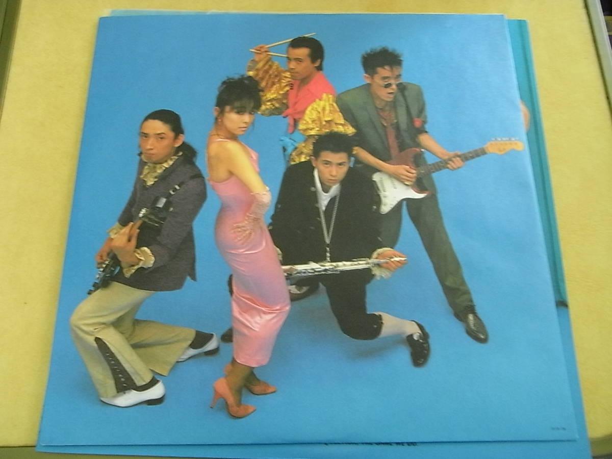 LPレコード バービーボーイズ 「Listen」_画像3