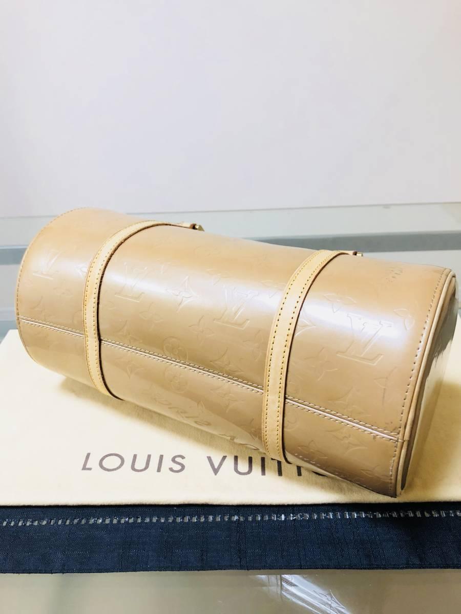◆ 超美品 ◆ ルイヴィトン LOUIS VUITTON ヴェルニ ライン 大きめ バッグ_画像3