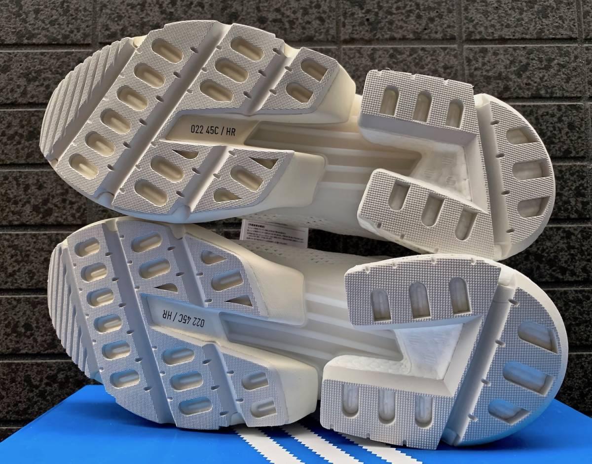 スタイリスト出品■新品 26.0cm アディダス adidas POD-S3.1 BOOSTフォームヒール×The P.O.D.システム 完売レアスニーカー白 FTWホワイト_画像8