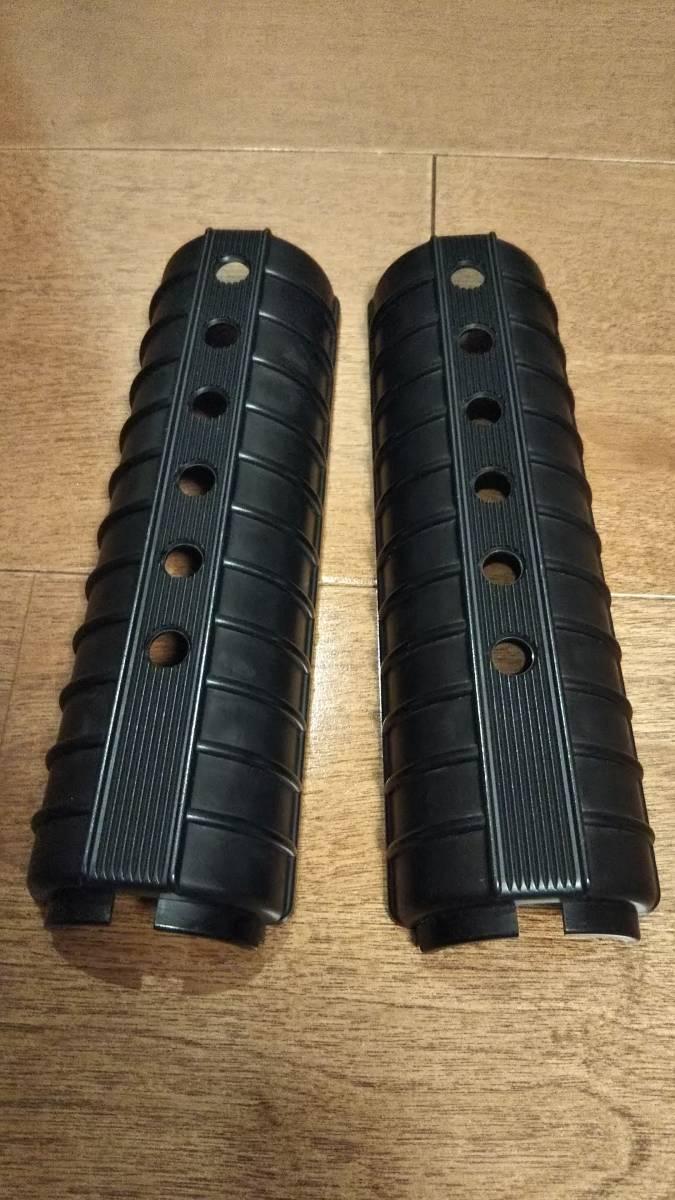 東京マルイ 電動ガン コルト COLT XM177E2 ハンドガード 上下 加工品 検:E1 AR15 M16 M655 バーンズ CAR15 ベトナム M933 デルタ BHD M4_画像3