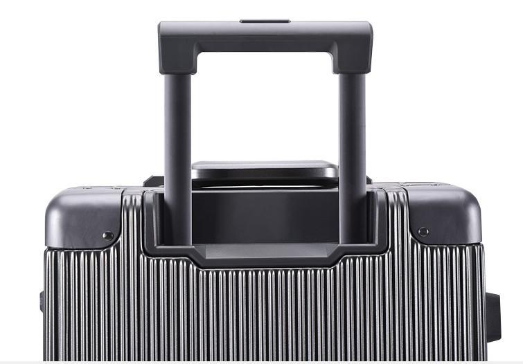 新品未使用【定価58万】航空級アルミマグネシウム合金キャリーケース 強い耐圧 TSAロック搭載 スーツケース トランク海外旅行20インチMV158_画像6
