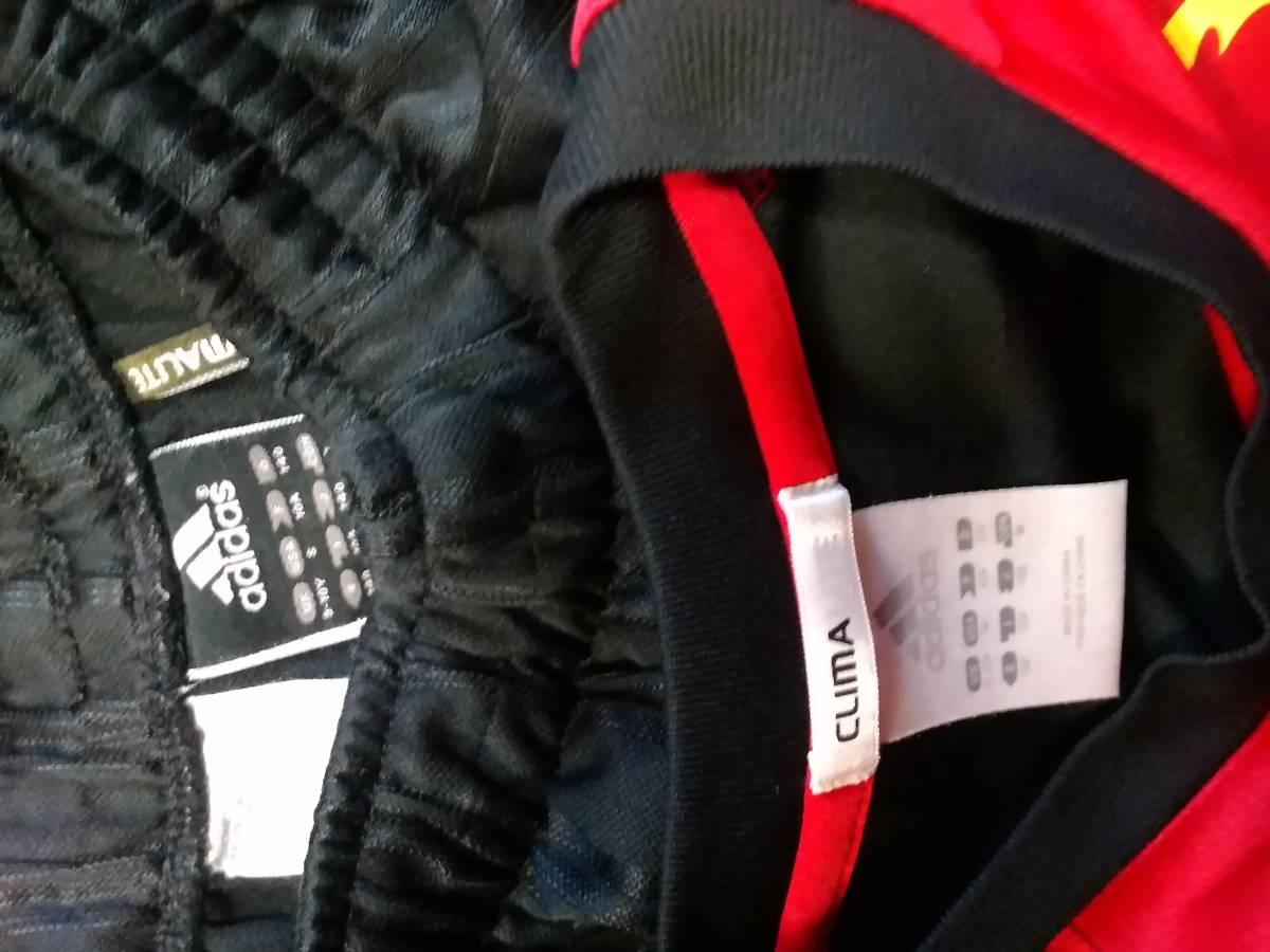 アディダス adidas 150 男の子 上下セット まとめ売り 格安_画像2