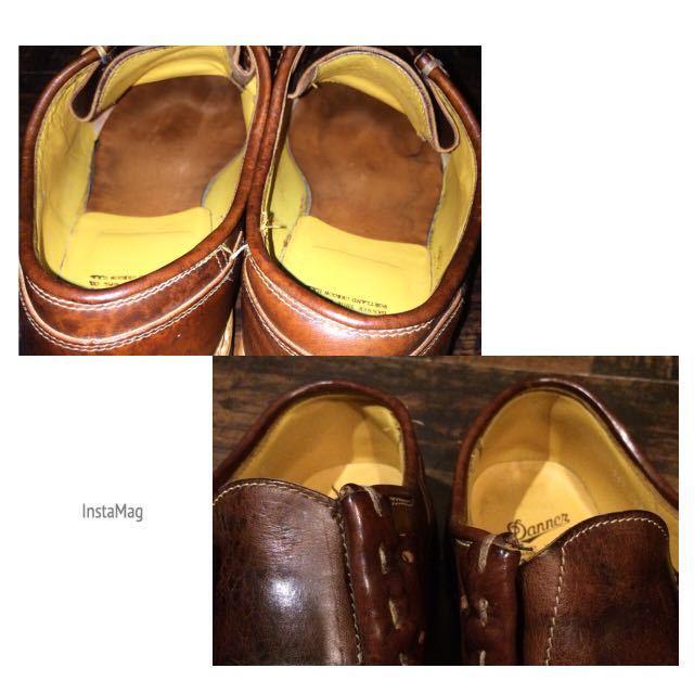 送料無料/Danner×安藤製靴 / D6201 9(約27㎝)チロリアン 短靴 マウンテン 250 8.5 限定 2104 2105 ダナージャパン_画像6