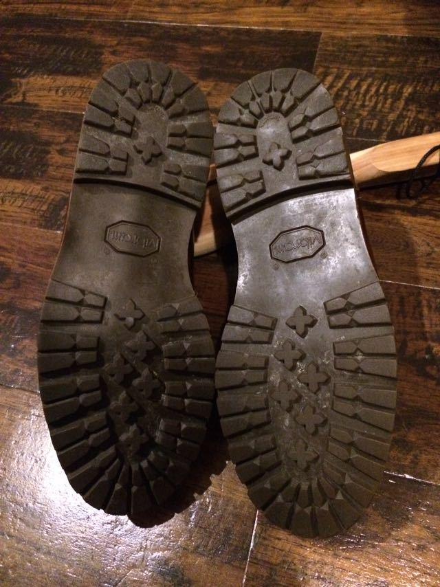 送料無料/Danner×安藤製靴 / D6201 9(約27㎝)チロリアン 短靴 マウンテン 250 8.5 限定 2104 2105 ダナージャパン_画像8
