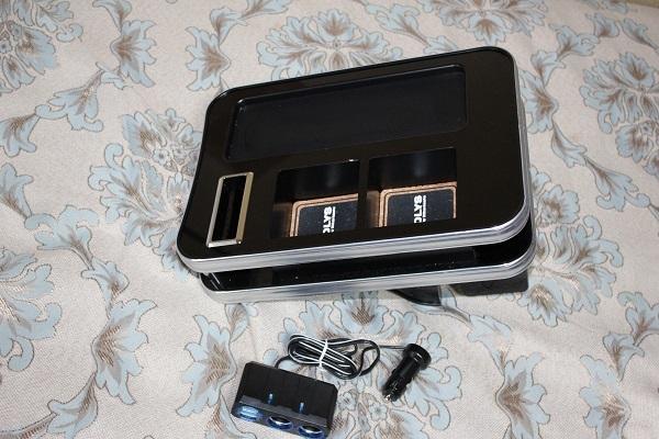 MADLYS ミツビシ デリカD:5専用 センターテーブル ver4 フロント用 ピアノブラック 輝オート_画像3