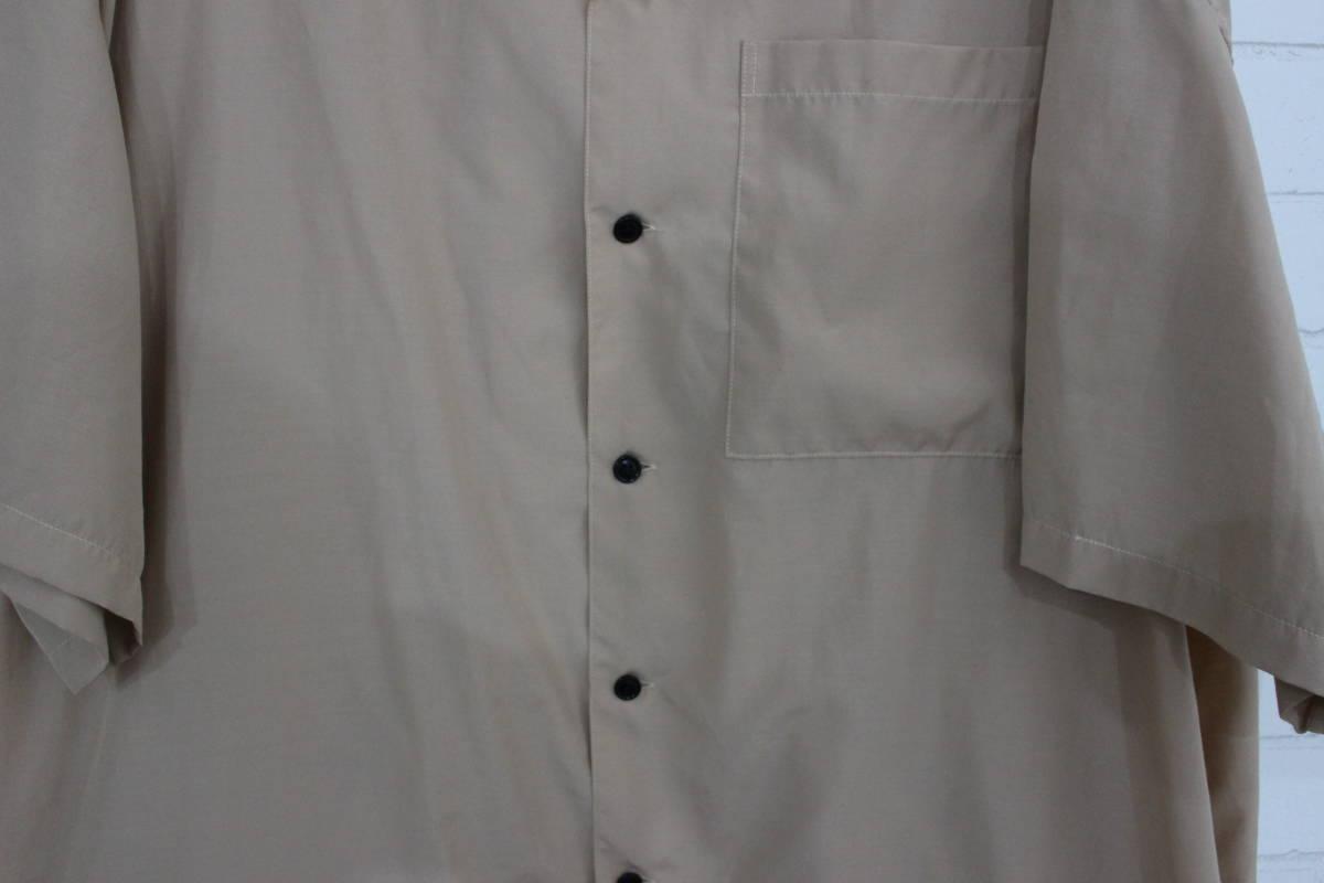 19SS ミスターハリウッド COLLECTION LINE OVERSIZED SHORT SLEEVE SHIRT エヌハリウッド オーバーサイズシャツ ミスターハリウッド正規品_画像5
