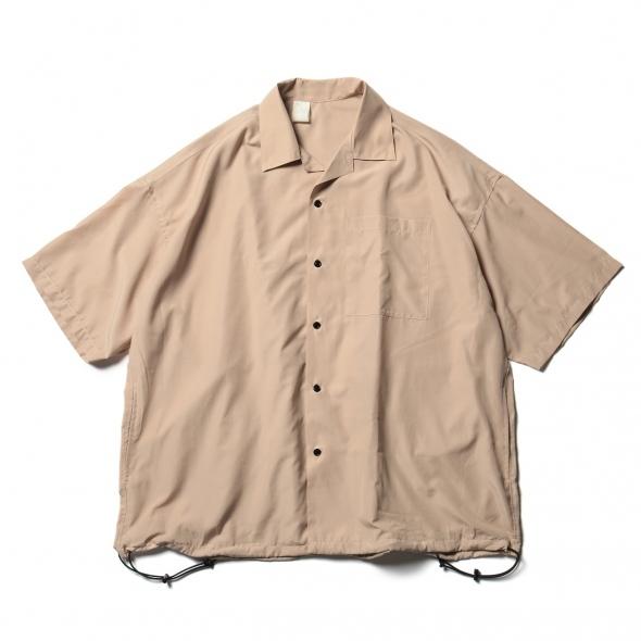 19SS ミスターハリウッド COLLECTION LINE OVERSIZED SHORT SLEEVE SHIRT エヌハリウッド オーバーサイズシャツ ミスターハリウッド正規品