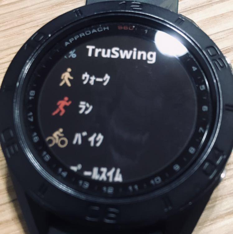 (バンドおまけ)ガーミン Garmin approach s60 golf watch ゴルフ 時計_画像8