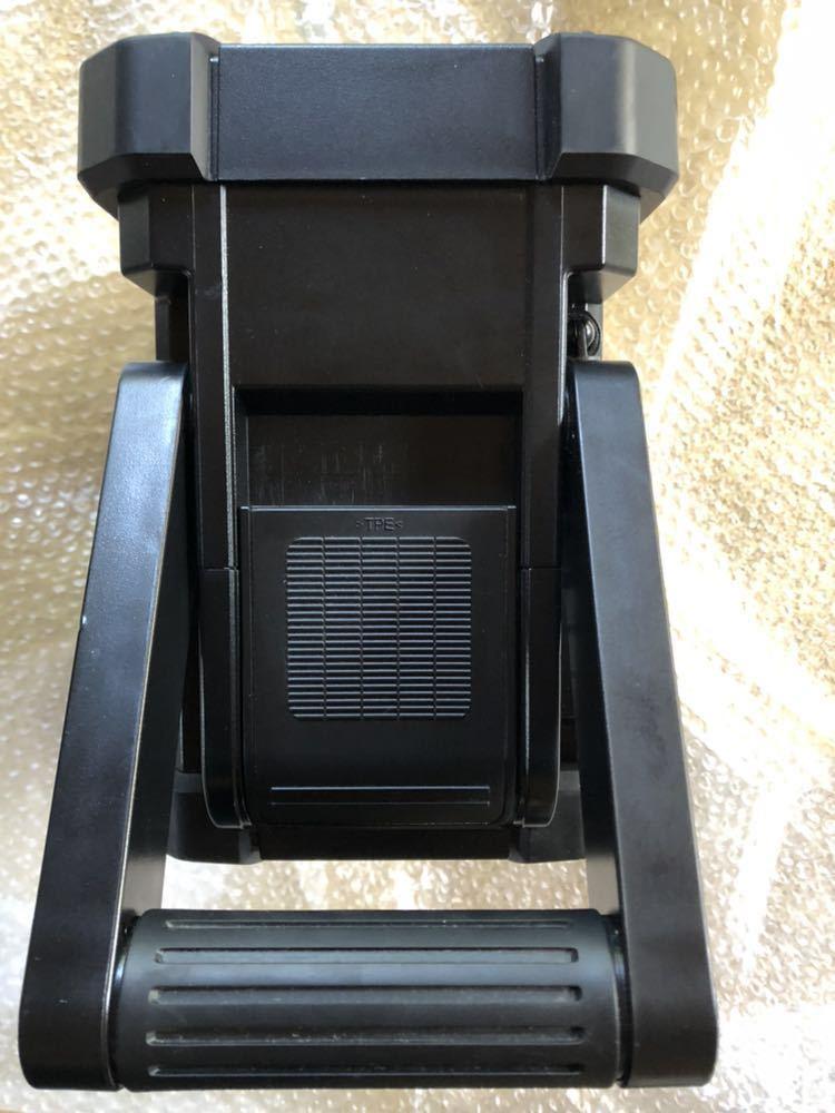 マキタ 充電式ラジオ 黒 MR108B makita radio Bluetooth ブルートゥース スマートフォン接続 アンドロイド iPhone 防じん 防水 現場_画像4