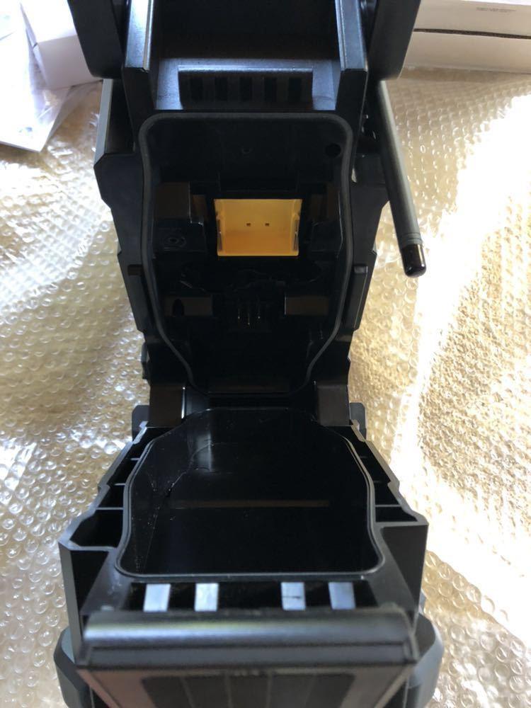 マキタ 充電式ラジオ 黒 MR108B makita radio Bluetooth ブルートゥース スマートフォン接続 アンドロイド iPhone 防じん 防水 現場_画像5