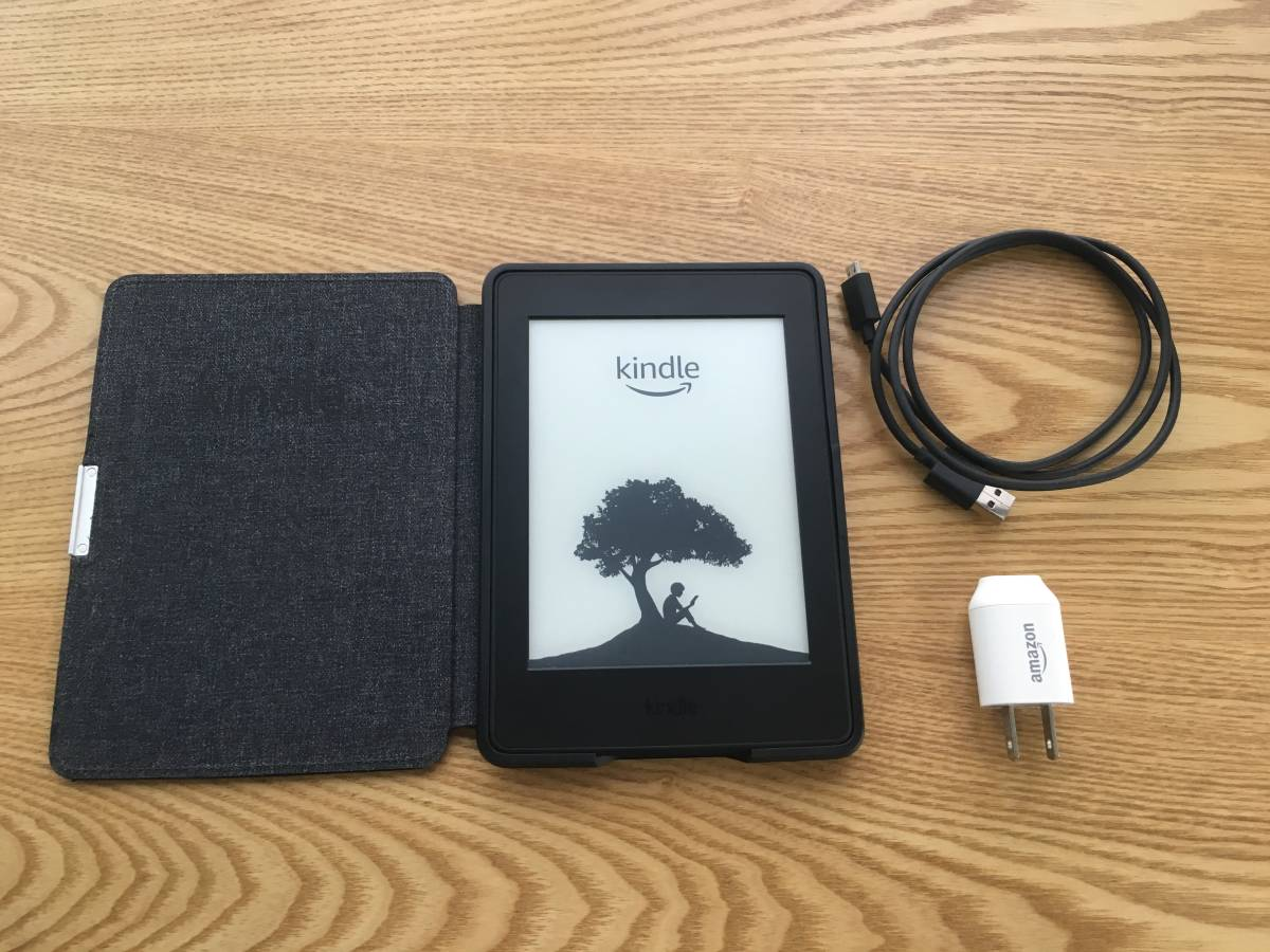 Kindle Paperwhite 第7世代 8GB WiFi 広告無し