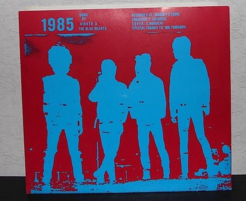 1985 ソノシート オリジナル ブルーハーツ THE BLUE HEARTS_画像2