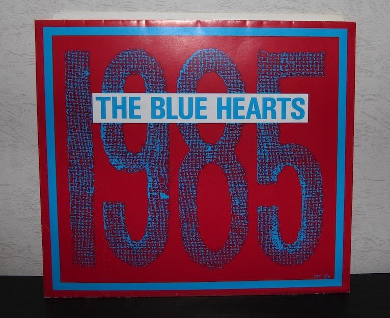 1985 ソノシート オリジナル ブルーハーツ THE BLUE HEARTS
