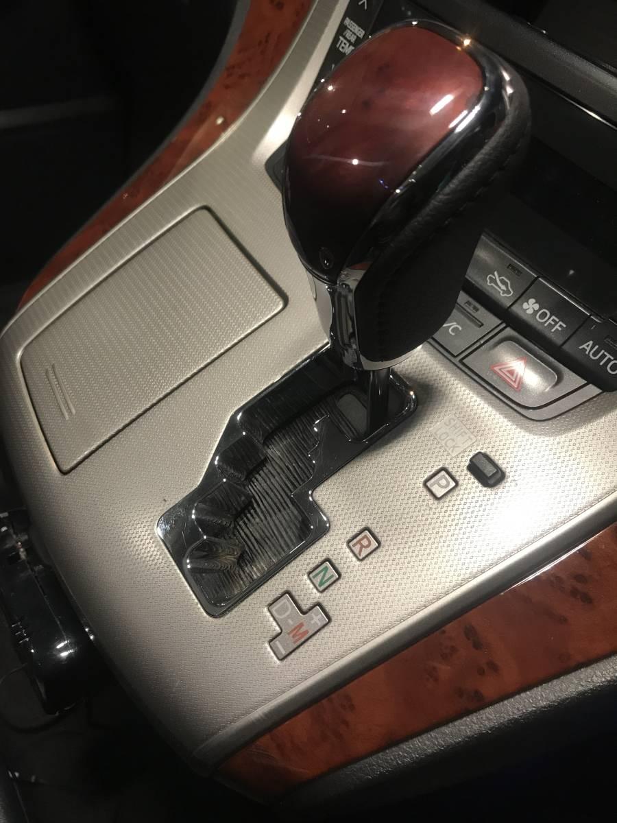 ●トヨタ 210系クラウンマジェスタ シフトノブ 傷なし 木目調 色々な車種に!アルファード ヴェルファイア 等_画像7