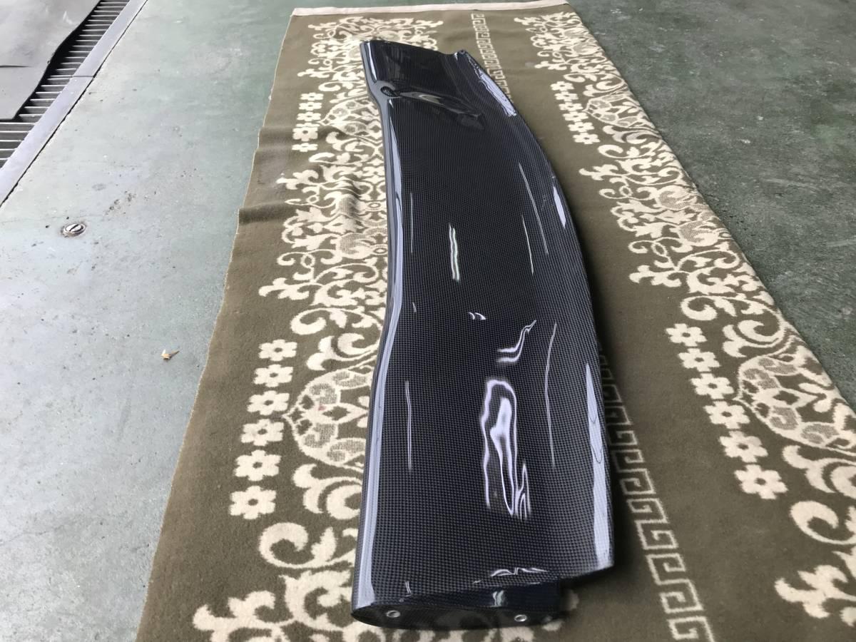 RX-7 FD3S カーボン リヤスポイラー odula _画像4