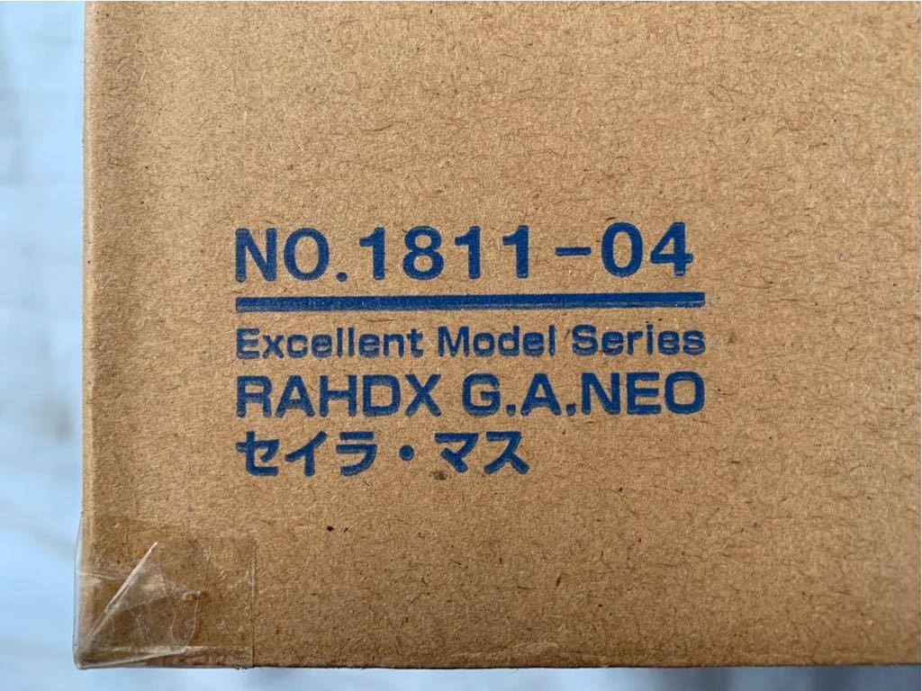 未開封 メガハウス エクセレントモデル RAHDXG.A.NEO1/8 セイラ・マス フィギュア_画像7