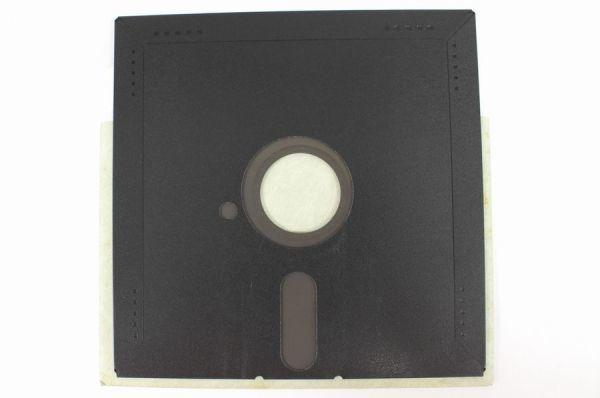 〒◇ PC-8801 ゲームソフト THE BLACK ONYX ザ・ブラックオニキス BPS 5インチ 【ジャンク】 ◇MHD6747_画像5