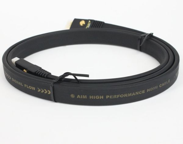 〒◇ エイム電子 HDMIケーブル 1.5m HIGH PERRORMANCE HDMI CABLE REFERENCE PAVA-R015 AIM ◇②MHD6853_画像2