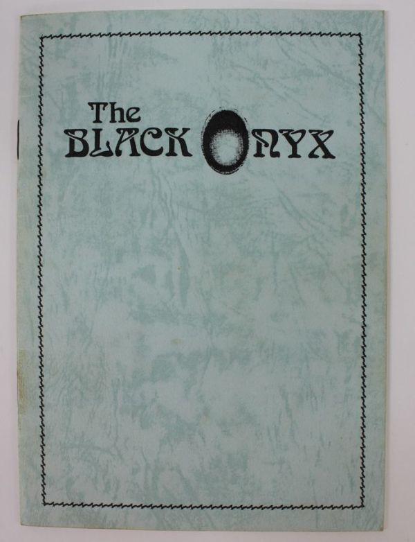 〒◇ PC-8801 ゲームソフト THE BLACK ONYX ザ・ブラックオニキス BPS 5インチ 【ジャンク】 ◇MHD6747_画像6