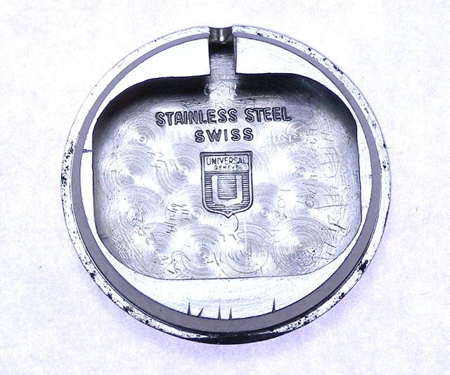 特価!ヴィンテージ1970年代製UNIVERSAL GENEVEユニバーサル ジュネーヴ手巻きレディスウォッチ_画像8