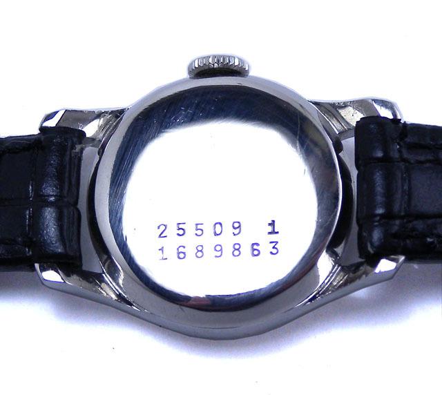 特価!ヴィンテージ1970年代製UNIVERSAL GENEVEユニバーサル ジュネーヴ手巻きレディスウォッチ_画像7