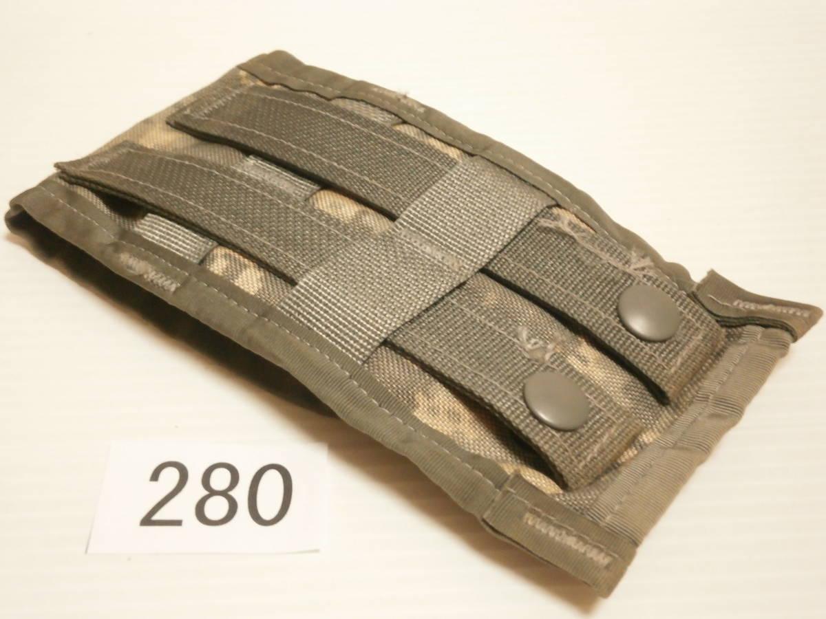 ☆280 米軍放出品 ACU M16/M4 マガジンポーチ W911QY-06-D-0003-0006_画像2