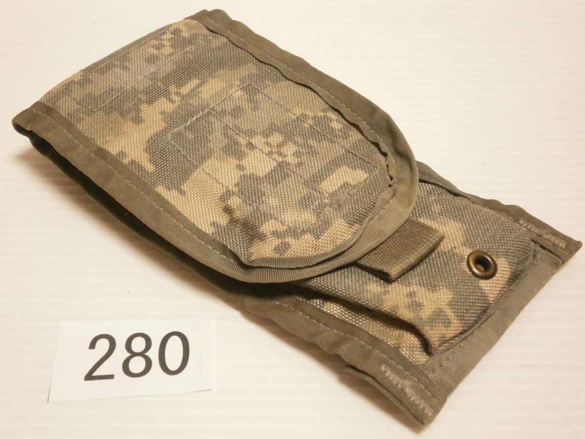 ☆280 米軍放出品 ACU M16/M4 マガジンポーチ W911QY-06-D-0003-0006_画像1