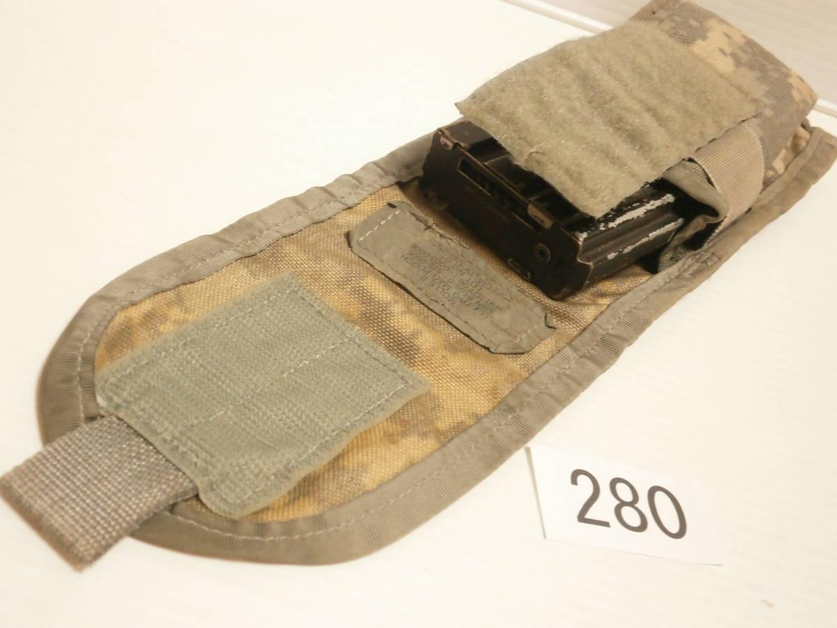 ☆280 米軍放出品 ACU M16/M4 マガジンポーチ W911QY-06-D-0003-0006_画像6
