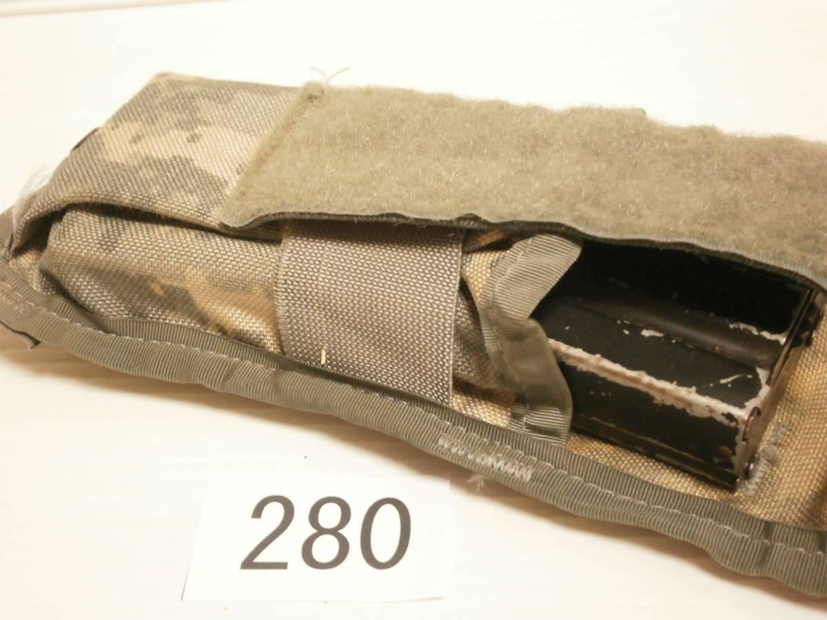☆280 米軍放出品 ACU M16/M4 マガジンポーチ W911QY-06-D-0003-0006_画像4