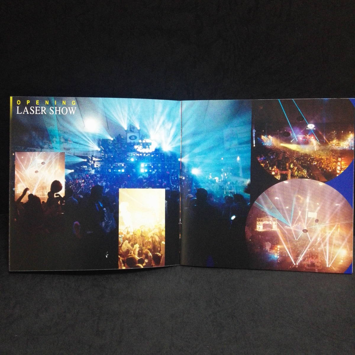 avex rave 93 LIVE in Tokyo Dome 帯付 全16曲LIVE 音源CD ジュリアナテクノ イタロ 90s DISCO JHON ROBINSON trf Maximizor L.A.STYLE_画像6