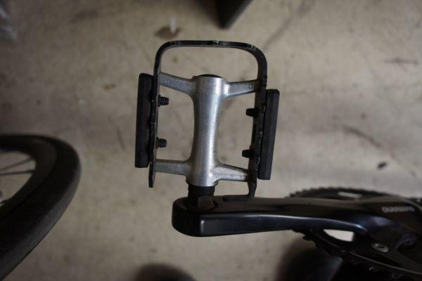 B0720らG] RIDLEY リドレー ロードバイク Helium Flandrien 2011年モデル 限定フランドルカラー カーボン_画像5