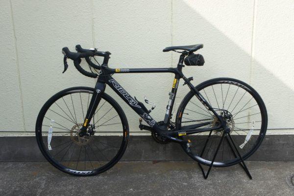 B0720らG] RIDLEY リドレー ロードバイク Helium Flandrien 2011年モデル 限定フランドルカラー カーボン_画像1