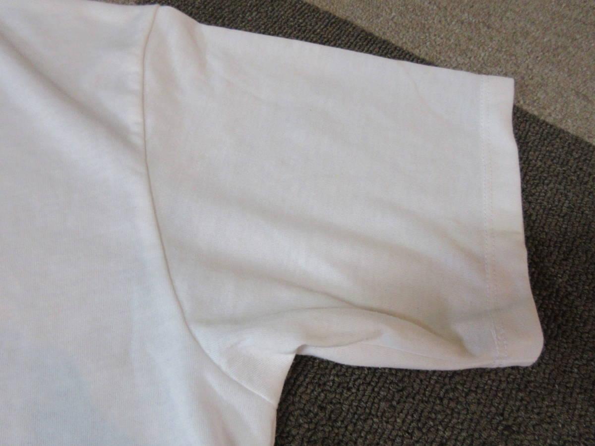 NORTH FACE ポリエステル素材 Tシャツ メンズM 四駆 ゴールドウィン アウトドア クライミング キャンプ カットソー カヌー 速乾_画像6