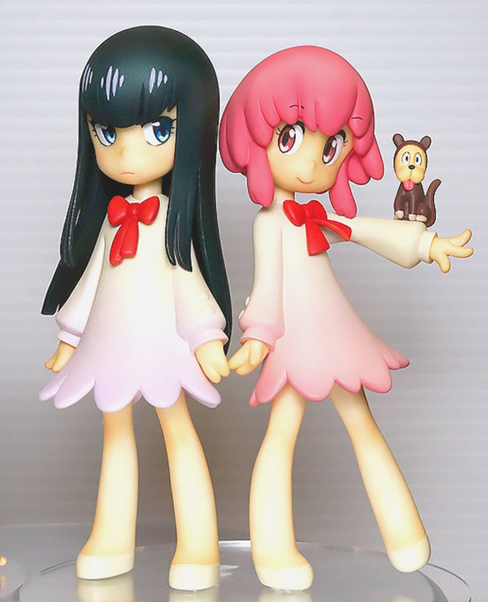 d.o.a.t. キルラキル 幼少皐月&乃音 ガレージキット ガレキ レジン ワンフェス トレフェス