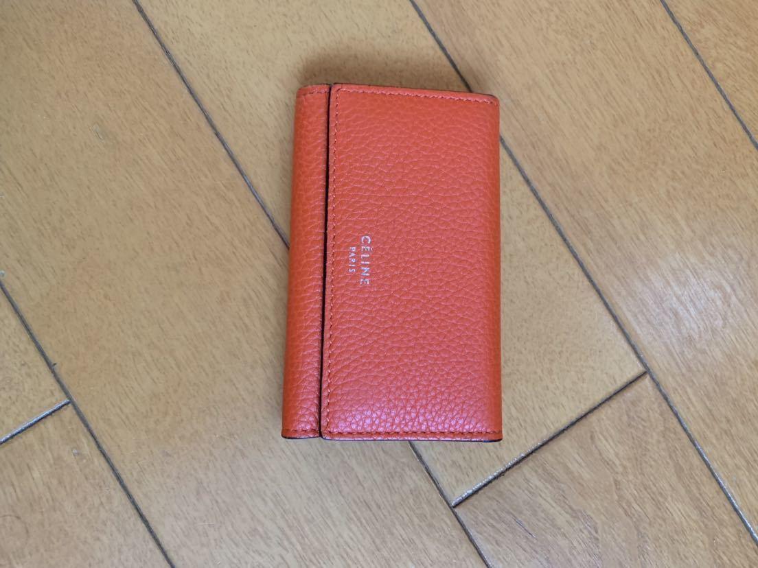 セリーヌ長財布とキーケース_画像2