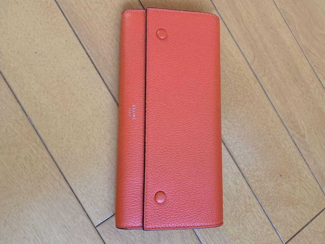 セリーヌ長財布とキーケース
