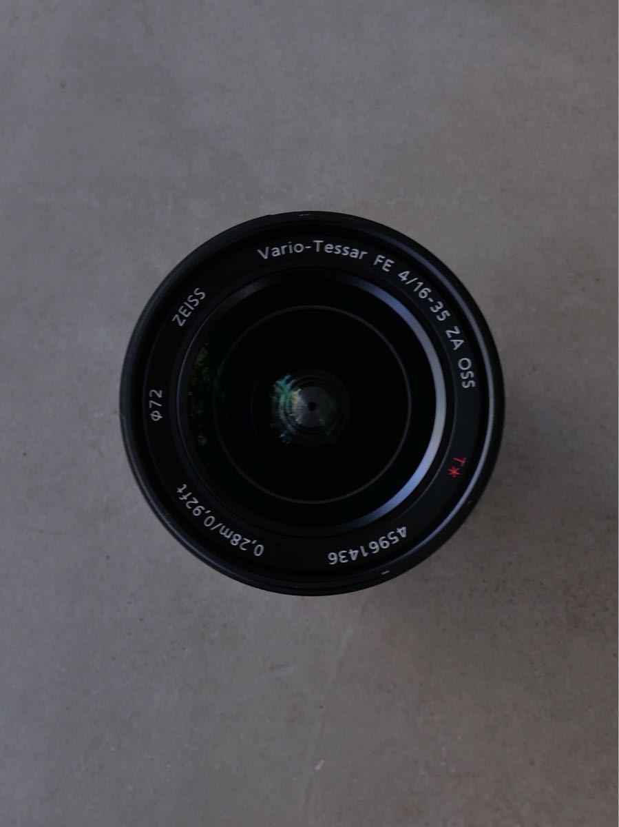 SONY FE16-35mmF4 ZA OSS Vario-Tessar T* SEL1635Z_画像2