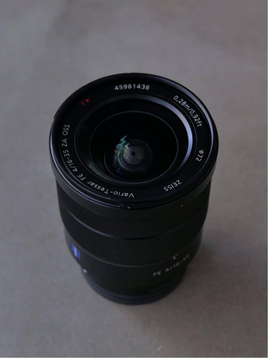 SONY FE16-35mmF4 ZA OSS Vario-Tessar T* SEL1635Z