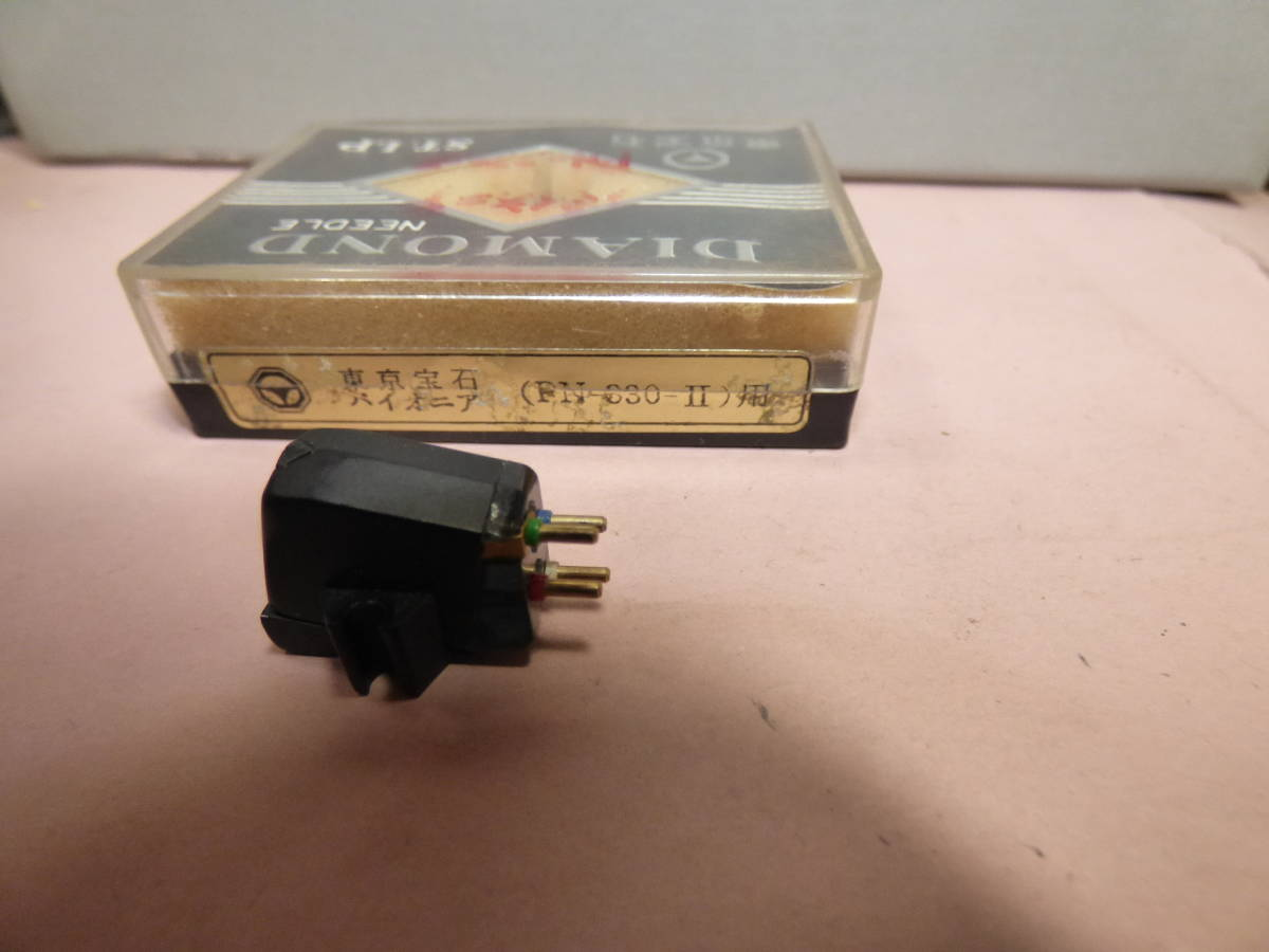 パイオニア PC-330MK2 + 新品交換針_画像4